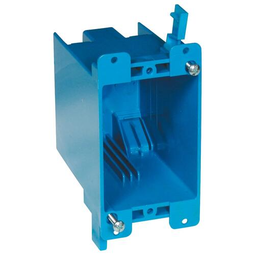 Carlon 1 Gang 20 Cu In Pvc Electrical Switch Outlet Box At Menards