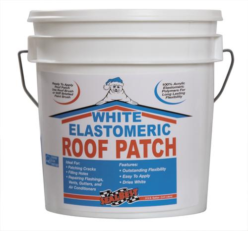 Sealbest White Elastomeric Roof Patch 9 Gal At Menards 174