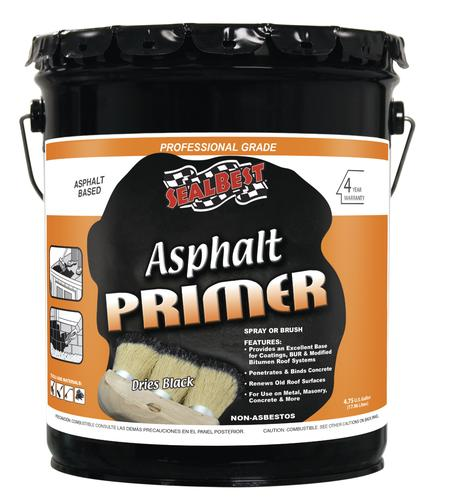 SealBest® Asphalt Primer - 4 75 gal  at Menards®