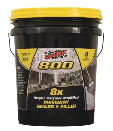 SealBest® 800 Fast-Drying Supreme Driveway Sealer & Filler