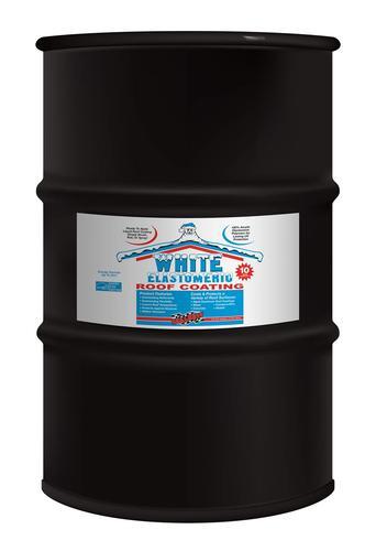 Sealbest White Elastomeric Roof Coating 55 Gallon At