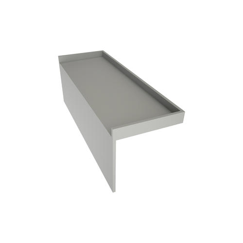 Redi Bench 29 W X 12 D Shower Bench For 33 D Tile Redi Shower Bases At Menards