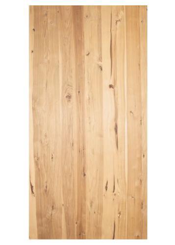 1 2 X 4 X 8 Rustic Hickory Veneer Core Plywood At Menards