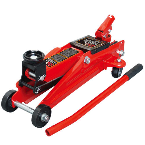 Torin Big Red 2 Ton Floor Jack With 360 Degree Handle At Menards