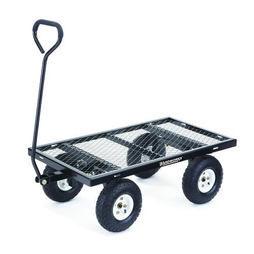 Yardworks® 900 lb. Steel Utility Cart at Menards®