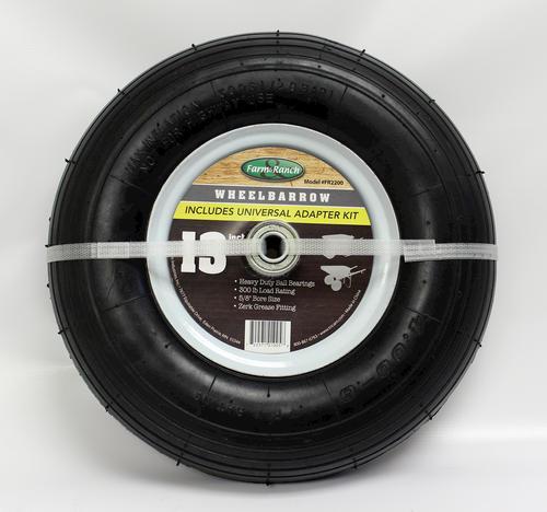 Farm Ranch 13 Pneumatic Wheelbarrow Tire At Menards