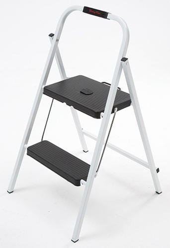 Fantastic Skinny Mini Type Ii 2 Step Stool 225 Lb Max At Menards Inzonedesignstudio Interior Chair Design Inzonedesignstudiocom