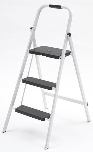 Strange Skinny Mini Type Ii 3 Step Stool 225 Lb Max At Menards Cjindustries Chair Design For Home Cjindustriesco