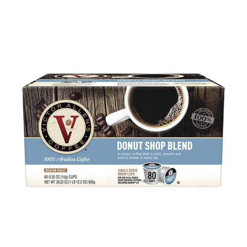 Down At Victor Allens Coffee Trying Out >> Victor Allen S Coffee Coffee Pods 80 Count At Menards