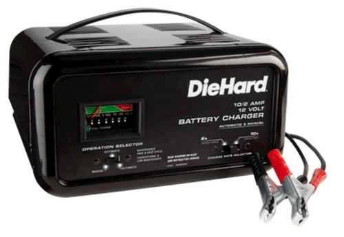 DieHard 102 Amp AutomaticManual Battery Charger 12 Volt at – Diehard Battery Charger Wiring Diagram
