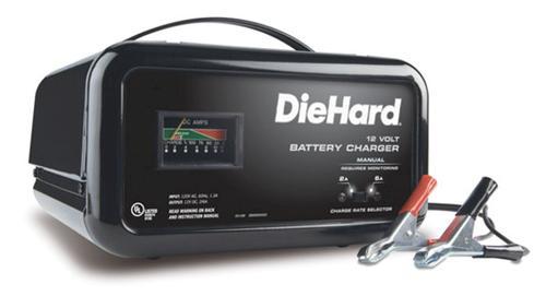 diehard 6 2 amp battery charger 12 volt at menards rh menards com diehard battery charger manual 71225 diehard battery charger manual pdf
