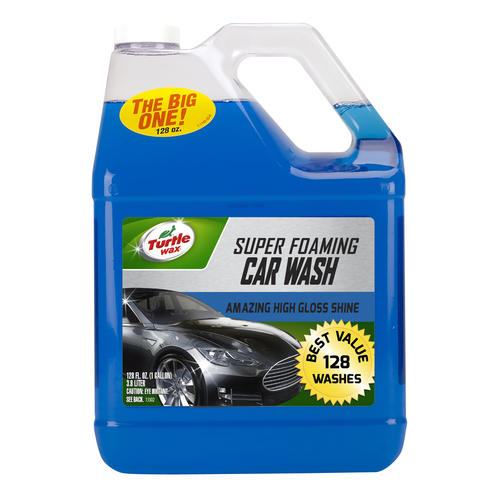 Turtle Wax All Purpose Car Wash 1 Gallon At Menards