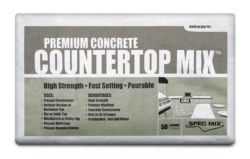 Concrete Countertop Mix - 50 lb at Menards®