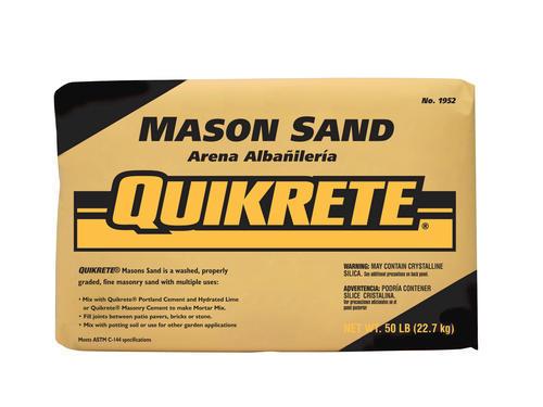 Mason Sand - 50 lb at Menards®