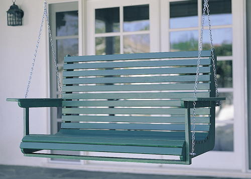 Porch Swing Building Plans Only At Menards