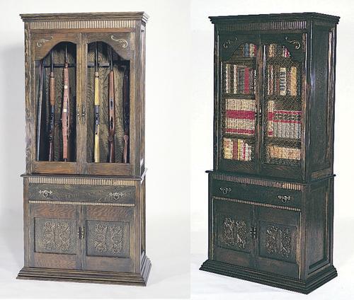 Gun Cabinet Bookcase Plans Only At MenardsR
