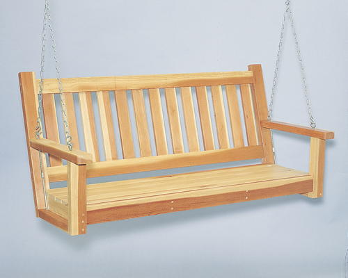 Porch Swing Project Building Plans Only At Menards