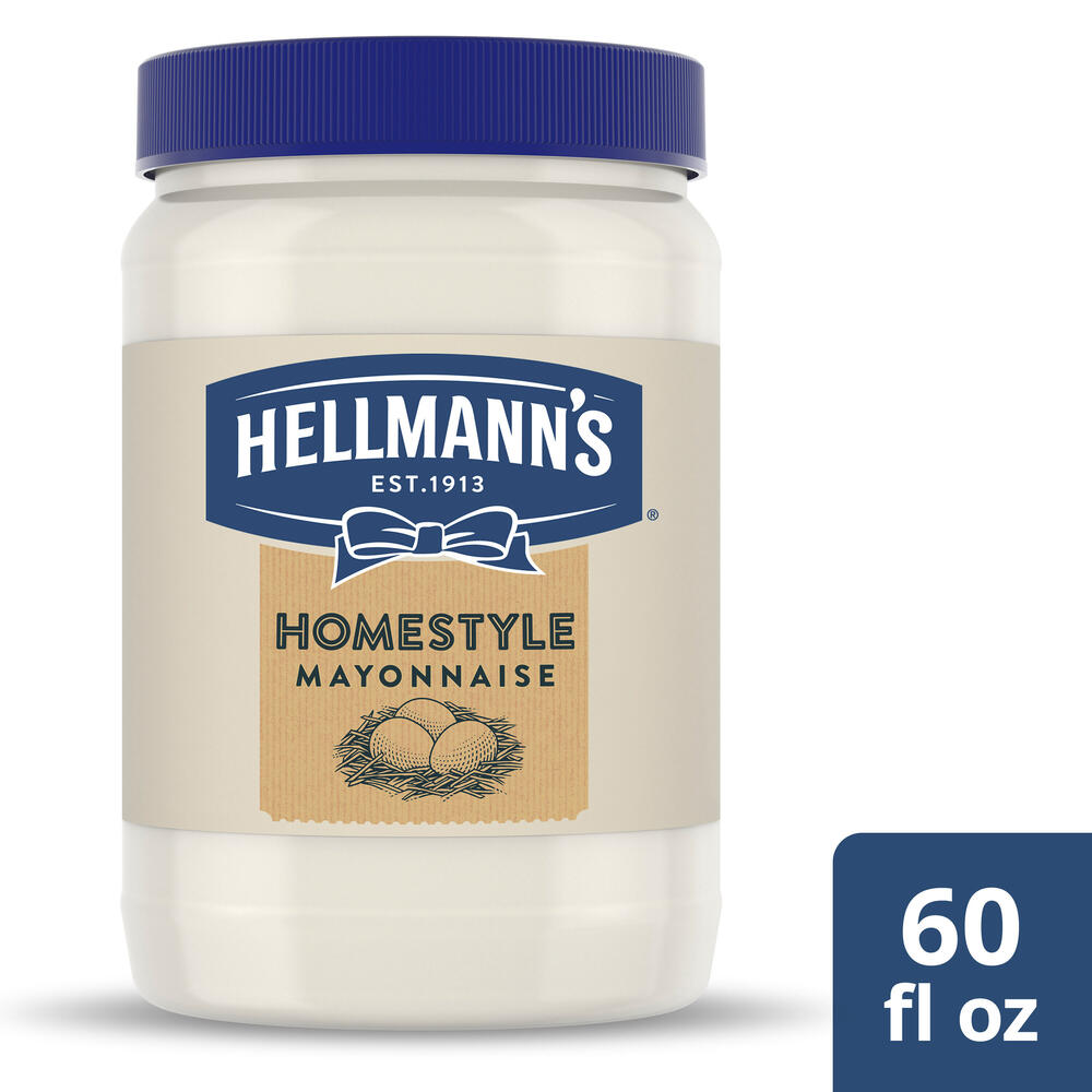 Hellmann S Homestyle Mayonnaise At Menards