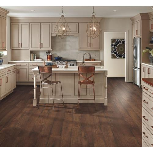 "Mohawk Laminate Flooring Hemispheres Collection: Mohawk® PerfectSeal Excel 12 6-1/8"" X 54-11/32"" Laminate"