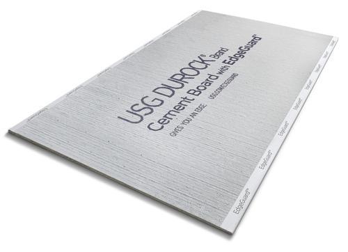DUROCK™ 1/2 x 4' x 8' Cement Board at Menards®