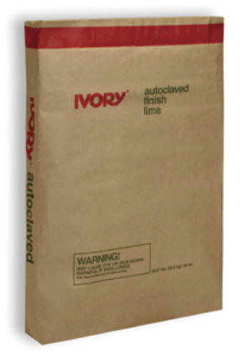 USG Ivory Autoclaved Finish Lime 50 Pound At Menards®