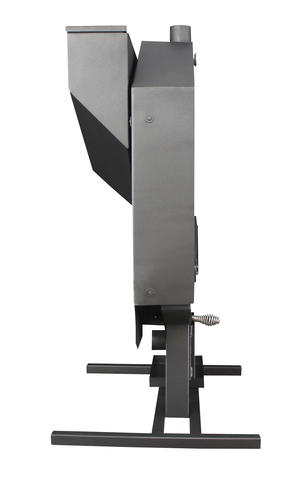 United States Stove Wiseway Pellet Stove With 60 Lb Hopper