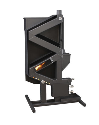 United States Stove Wiseway Pellet Stove With 60 Lb Hopper 2 000 Sq Ft At Menards 174