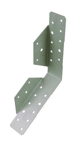 Mitek 5 X 9 3 4 Triple Zinc Concealed Stringer Hanger At Menards