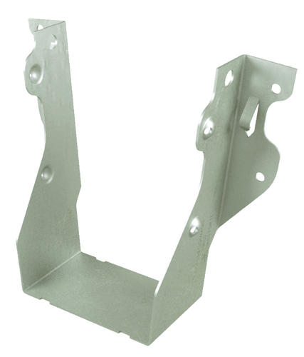 Mitek 2 X 6 8 Triple Zinc Slant Nail Double Joist Hanger At Menards