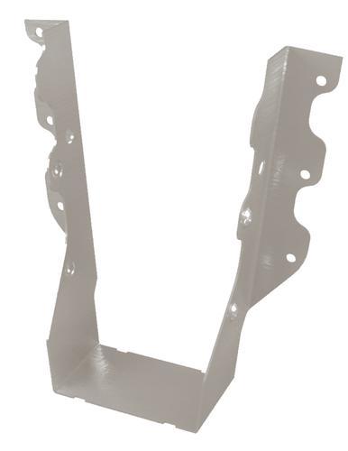 Mitek 2 X 8 Stainless Steel Double Slant Nail Face Joist Hanger At Menards