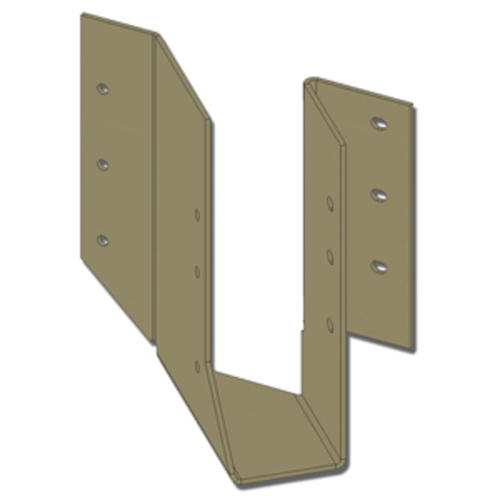 Mitek 2 X 6 8 Skewed Right 45 Hanger At Menards