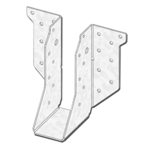 Mitek 2 X 6 8 Heavy Duty Face Mount Truss Hanger At Menards