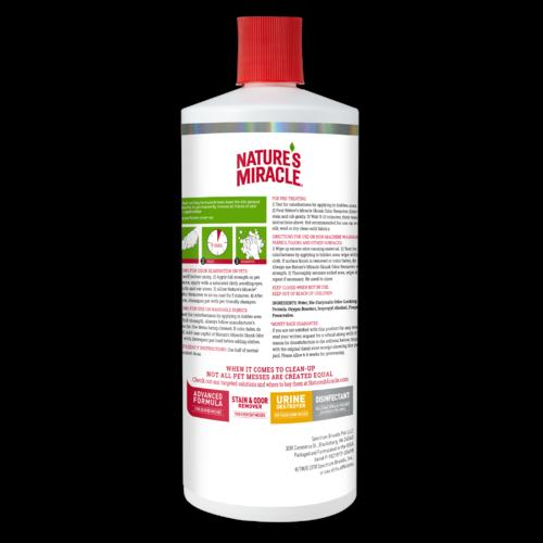 Nature's Miracle® Skunk Odor Remover - 32 fl  oz  at Menards®