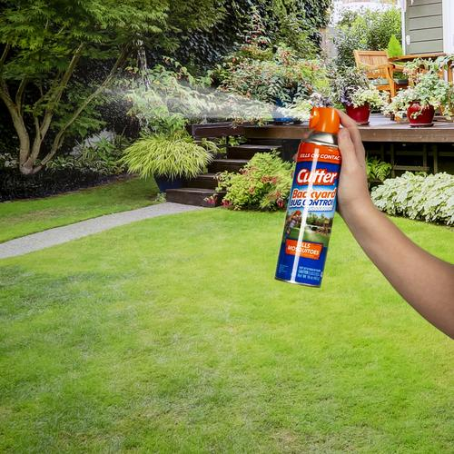 Cutter® Backyard™ Bug Control Outdoor Fogger - 2 Pack at ...