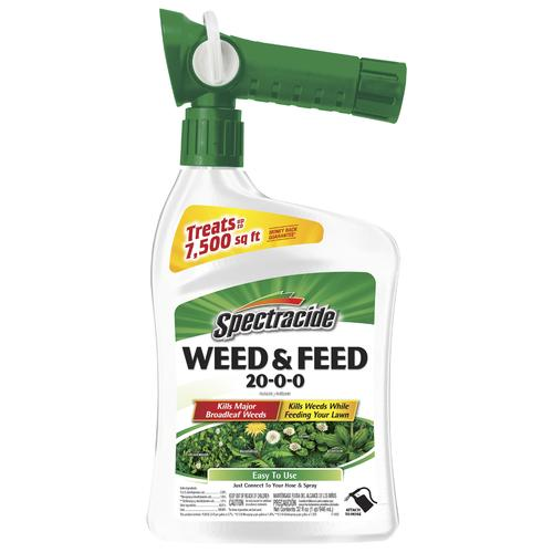 Spectracide® Weed & Feed 20-0-0 Ready-to-Spray - 32 oz  at