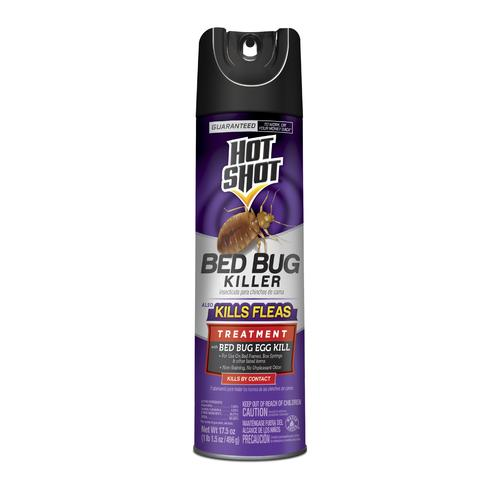 Hot Shot 174 Bed Bug Killer Aerosol 17 5 Oz At Menards 174