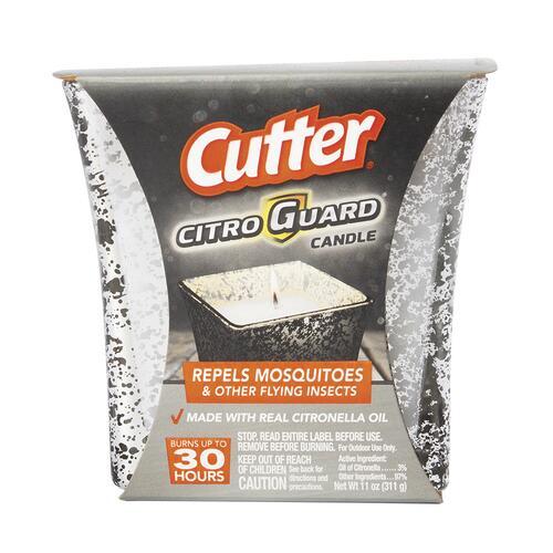 Cutter® Citro Guard® Triple Wick Citronella Candle - 20 oz ...