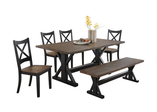Simmons® Lexington 6 Piece Dining Set At Menards®