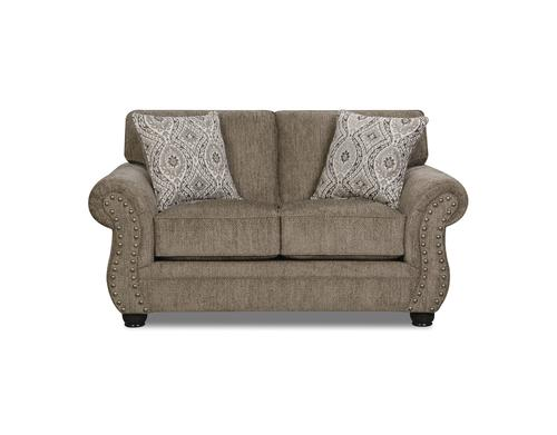 Pleasing Lane Home Furnishings Fandango Taupe Loveseat At Menards Unemploymentrelief Wooden Chair Designs For Living Room Unemploymentrelieforg
