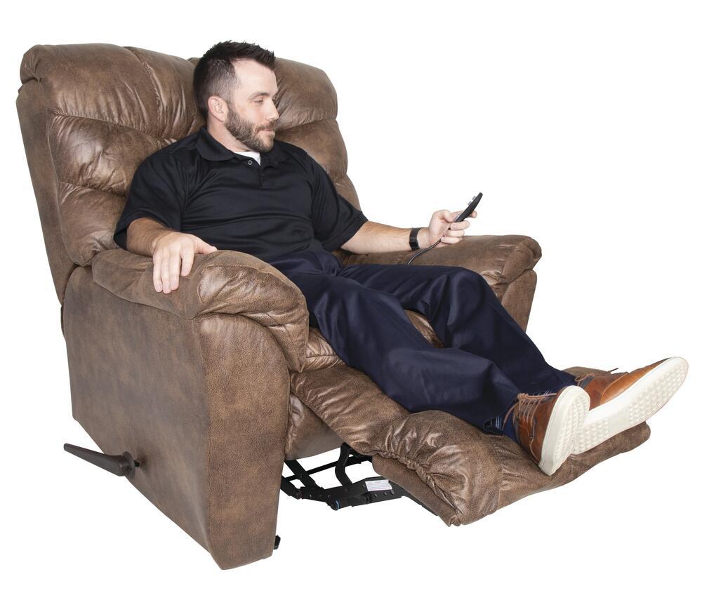 Lane Home Furnishings Sawyer Heat Massage Rocker Recliner At Menards