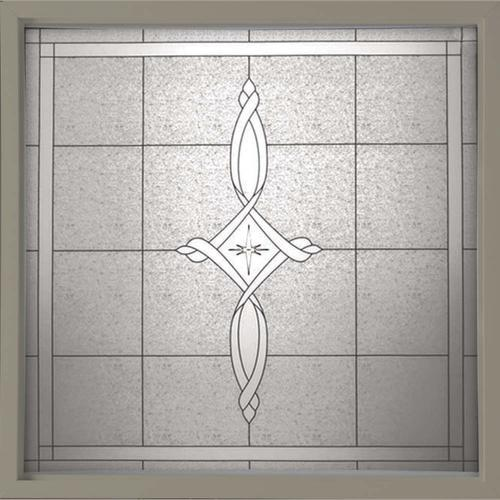 decorative bathroom windows decorative windows for.htm hy lite 49  x 49  fixed amherst decorative glass picture window at  amherst decorative glass picture window