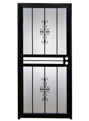 security doors at menards