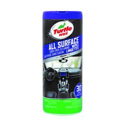 Turtle Wax® All Surface Auto Wipes - 30 Count