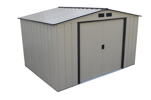Duramax Eco Metal 10u0027 X 8u0027 Metal Shed At Menards®
