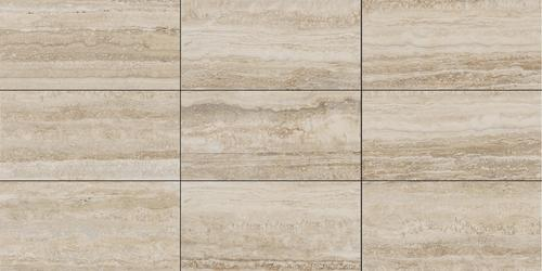 Casamia Roma X Ceramic Floor And Wall Tile At Menards - 24 inch travertine tiles