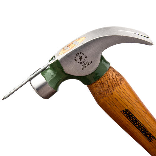 Hickory Claw Hammer at Menards. Masterforce  16 oz  Hickory Claw Hammer at Menards