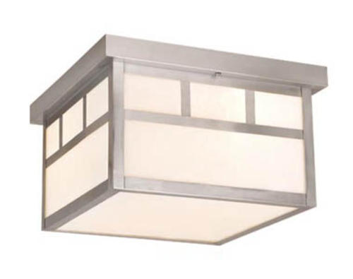 Patriot Lighting Mission 11 5 Stainless Steel Outdoor