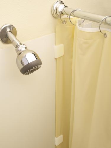 Shower Splash Clips At MenardsR