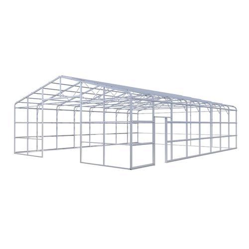 Versatube Building Frame At Menards