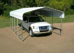 Carports Amp Portable Garages At Menards 174